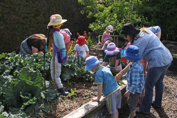 Lincoln Community Gardens Kindergarten
